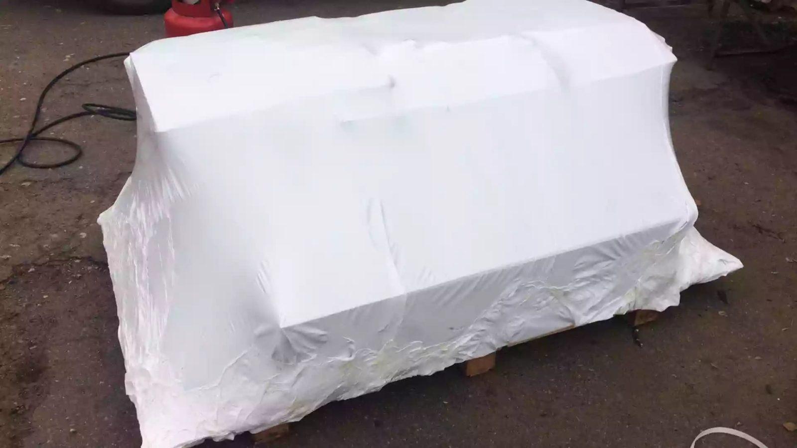 Специалистами компании FastPack было упаковано нестандартное оборудование