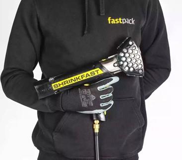 Газовая горелка Shrinkfast 998 утилитарный, профессиональный рабочий инструмент. Горелка спроектирована специально для работы в суровых промышленных условиях.
