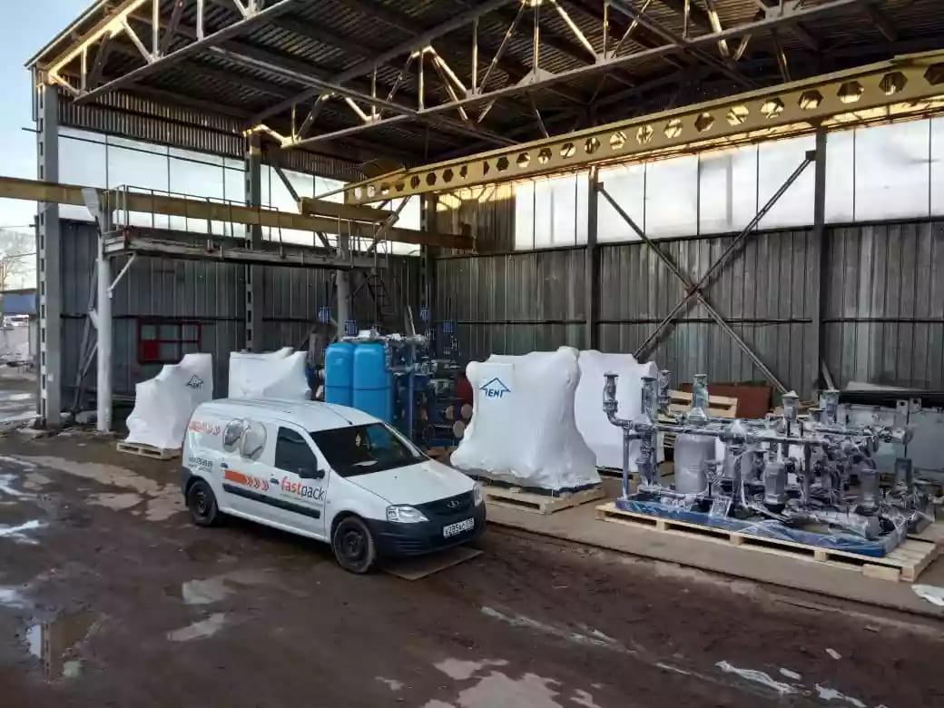 Услуги по упаковке грузов в термоусадочную пленку - подробности по телефону 88007753969