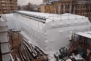 Упаковка крупногабаритных грузов