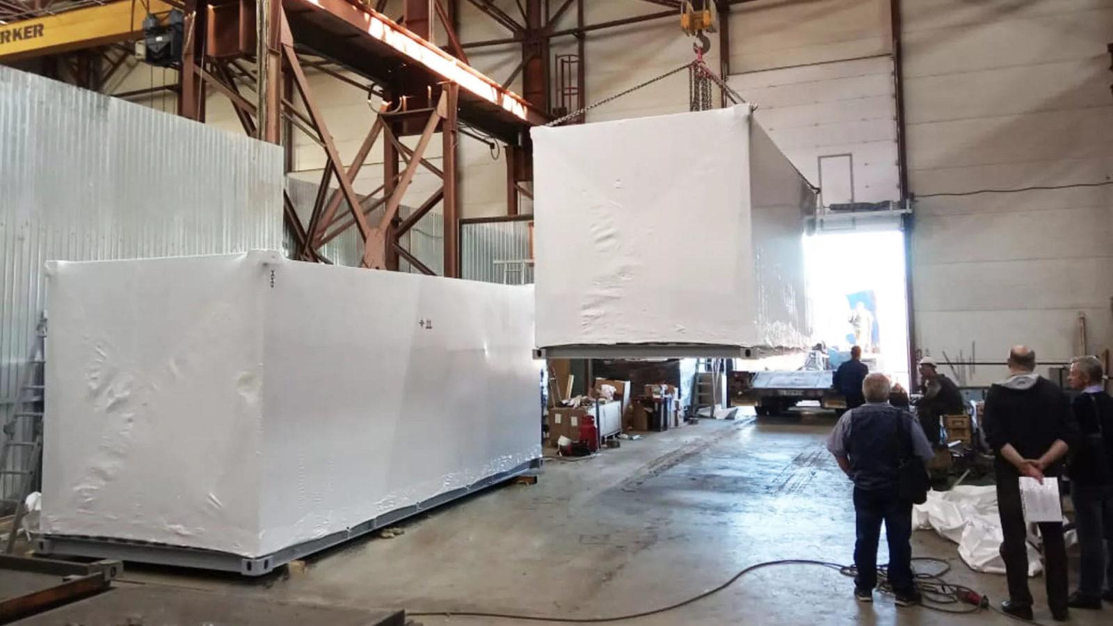 Услуги упаковки и заказ материала для термоусадочной упаковки
