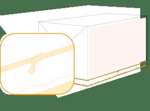 Упаковать крупногабаритный груз