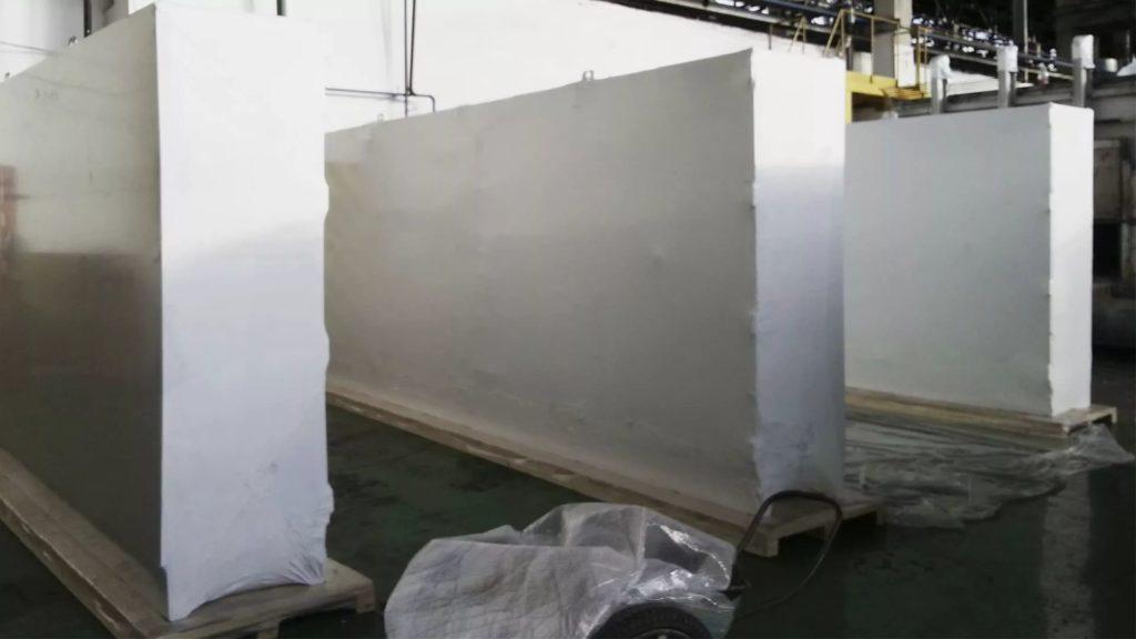 Упаковка электротехнического оборудования