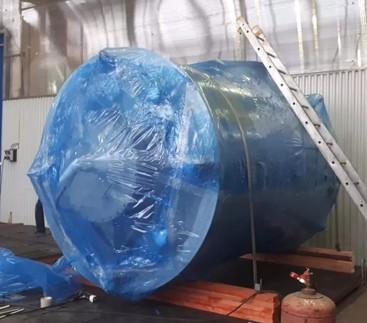 ЛИК пленка для консервации металлоизделий, транспортировки и хранения металла.