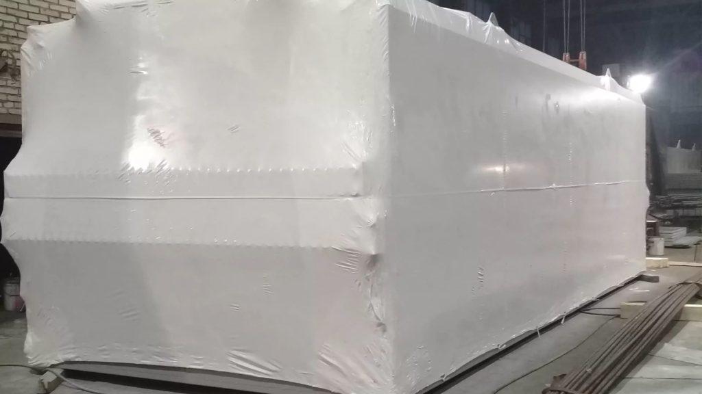 Услуги по упаковке грузов