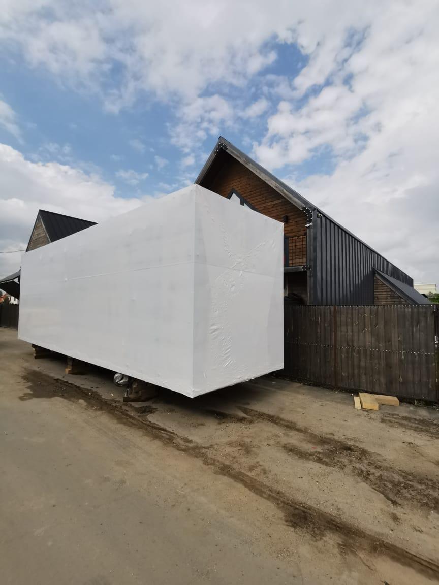 перевозка блок контейнеров